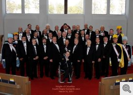 2013 4th Exemplification March 16