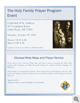 Holy Family Flyer 1 1 2