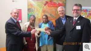 ARC Charity Recipients