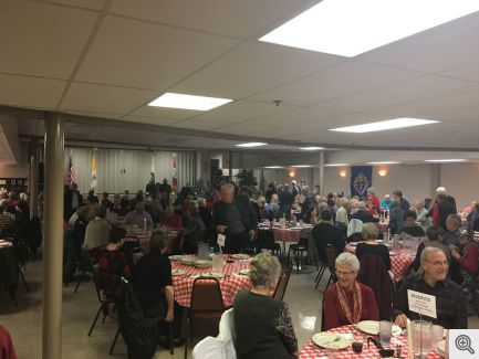 KofC Spaghetti Dinner 18 Nov